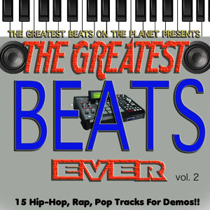 Hot Hip-Hop, Rap, Pop Tracks, Beats and Instrumentals Royalty Free for Demos Vol. 2