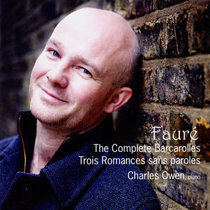 Fauré: The Complete Barcarolles, Trois Romances sans paroles