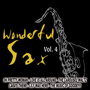 Wonderful Sax Vol.4