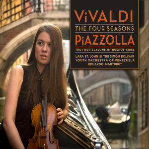 Vivaldi: The Four Seasons - Piazzolla: The Four Seasons of Buenos Aires