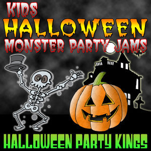 Kids Halloween Monster Party Jams