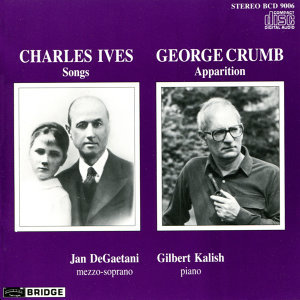 Songs of Charles Ives and George Crumb