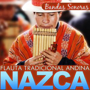 Bandas Sonoras. Flauta Tradicional Andina. Nazca