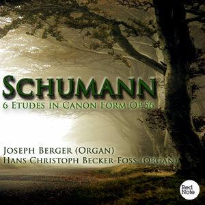 Schumann: 6 Etudes in Canon Form Op.56