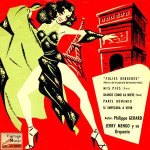 """Vintage Dance Orchestras Nº 52 - EPs Collectors """"Folies Bergeres"""""""