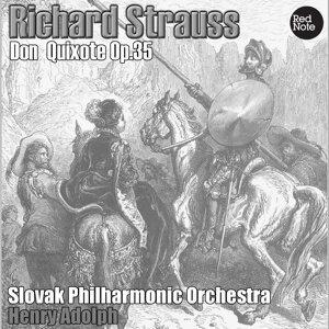 Strauss: Don Quixote, Op.35