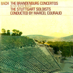 Bach The Brandenburg Concertos