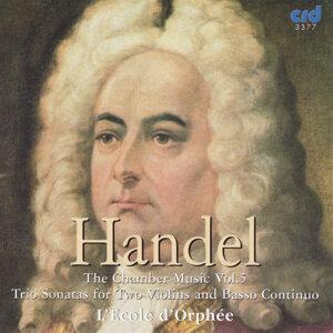 Handel: the Chamber Music Vol.V