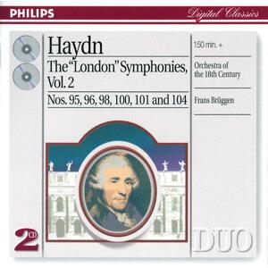 "Haydn: The ""London"" Symphonies, Vol.2 - 2 CDs"