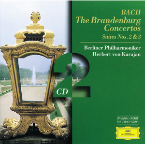 Bach, J.S.: The Brandenburg Concertos; Suites Nos.2 & 3 - 2 CD's