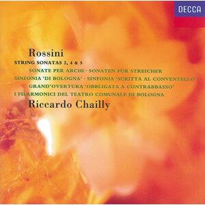 Rossini: String Sonatas, Vol.2