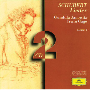 Schubert: Lieder - 2 CDs