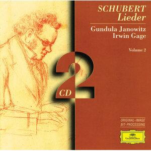 Schubert: Lieder - Vol.2