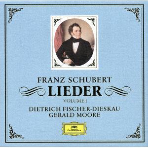 Schubert: Lieder (Vol. 1) - 9 CDs