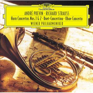 Strauss, R.: Horn Concertos Nos. 1&2; Duet Concertino; Oboe Concerto