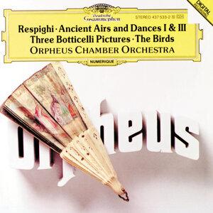 Respighi: Werke für Streichorchester