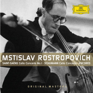 Rostropovich: Early Recordings - 2 CDs