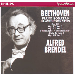 "Beethoven: Sonatas Op.26, Op.27 No.1, Op.27 No.2 ""Moonlight"" & Op.49 No.1"