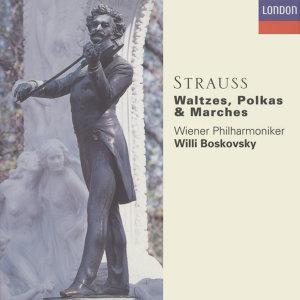 Strauss Waltzes, Polkas & Marches (史特勞斯家族  圓舞曲、波卡舞曲&進行曲) - 6 CDs
