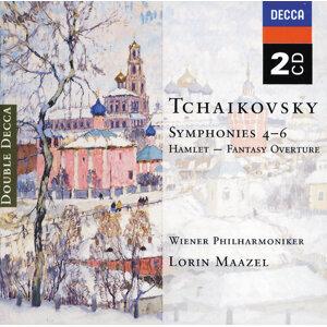 Tchaikovsky: Symphonies Nos. 4-6; Hamlet Overture - 2 CDs