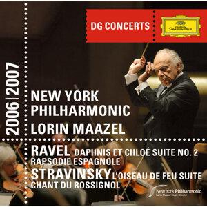 DG Concerts: Ravel: Daphnis & Chloe Suite No.2; Rapsodie Espagnol / Stravinsky: Le Chant du Rossignol; The Firebird Suite