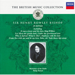 Bishop: Music for Shakespeare Productions
