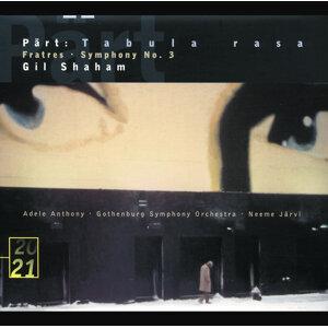 Pärt: Tabula rasa; Fratres; Symphony No.3