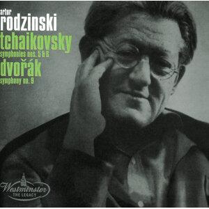 Tchaikovsky: Symphonies Nos.5 & 6 / Dvorák: Symphony No.9 - 2 CDs