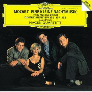 """Mozart: Serenade No.13 in G K525 """"Eine Kleine Nachtmusik""""; Divertimenti"""