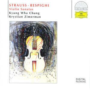 R. Strauss / Respighi: Violin Sonatas