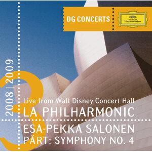 """Pärt: Symphony No.4 """"Los Angeles"""" - DG Concerts LA 2008/2009"""
