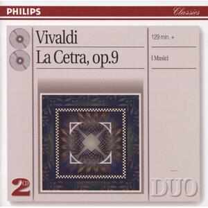 """Vivaldi: Concerti Op.9 - """"La Cetra"""" - 2 CDs"""
