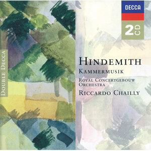 Hindemith: Kammermusik - 2 CDs