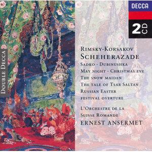 Rimsky-Korsakov: Scheherazade, etc. - 2 CDs