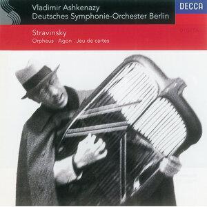 Stravinsky: Jeu de cartes/Orpheus/Agon