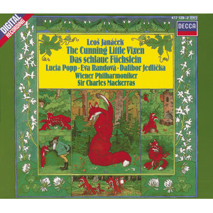 Janácek: The Cunning Little Vixen - 2 CDs