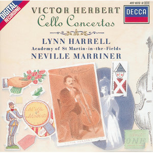 Victor Herbert: Cello Concertos