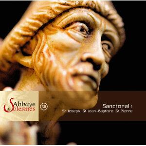 Sanctoral 1-St Joseph, St Jean-Baptiste, St Pierre - With Pdf Booklet