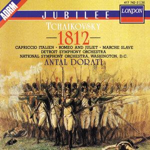 Tchaikovsky: 1812 Overture; Capriccio italien; Romeo and Juliet; Marche slave