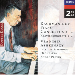 Rachmaninov: Piano Concertos Nos. 1-4 - 2 CDs