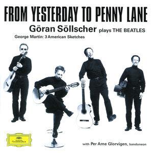 Göran Söllscher - From Yesterday to Penny Lane