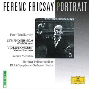 Ferenc Fricsay Portrait - Tchaikovsky: Symphony No.6 Pathétique; Violin Concerto