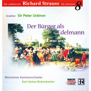 R. Strauss: Der Bürger als Edelmann