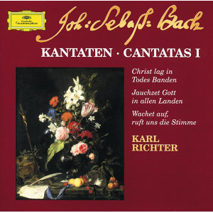 Bach: Cantatas I - CD 5