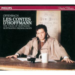 Offenbach: Les Contes D'Hoffmann - 3 CDs