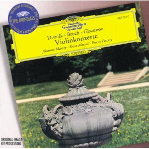 Dvorák / Bruch / Glazunov: Violin Concertos