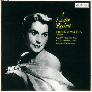 Helen Watts Recital