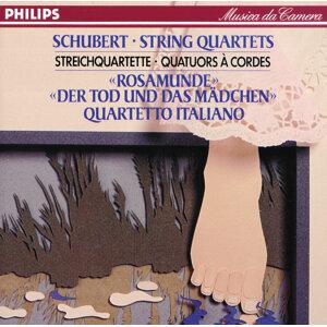 """Schubert: String Quartets Nos.13 & 14 """"Death & the Maiden"""""""