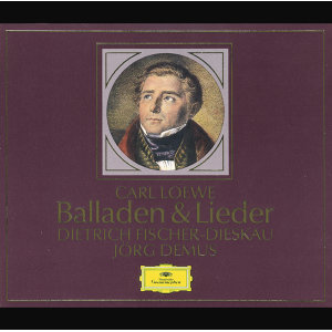 Loewe: Ballads & Lieder - 2 CDs