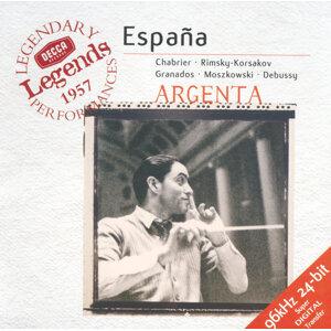 Debussy / Granados / Rimsky-Korsakov etc.: Images / Spanish Dance No.5 / Capriccio Espagnol etc.